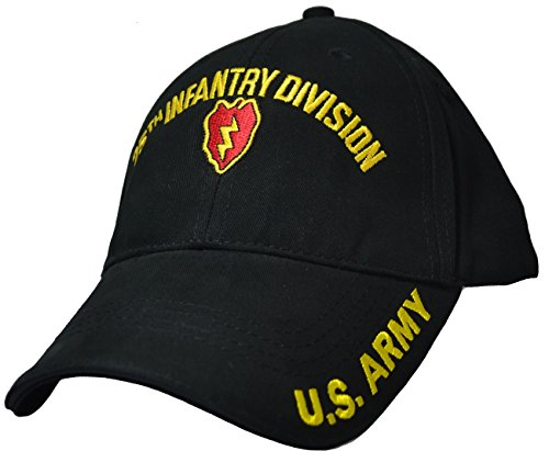 25th Infantry Division Low Profile Cap