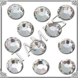 HOTFIX 16ss Crystal CLEAR 1440 SWAROVSKI Flatback Rhinestones Wholesale FULL Pack