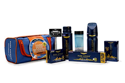 Park Avenue Good Grooming Kit For Men (Combo Of 8)