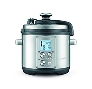 Breville The Fast Slow Pro Multi Cooker, Brushed Stainless Steel BPR700BSS