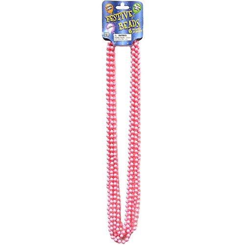 Forum Novelties Hoodie-Bat Bead-Festive Non-Metal Part Supplies, pink -