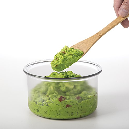 Prepworks by Progressive Fresh Guacamole ProKeeper, Keep Your Guacamole Fresh for Days, Air Tight Sealing Lid, Perfect for Serving by Progressive International (Image #2)