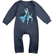Roseer League Of Legends Dat Ashe Toddler Beautiful Romper Navy