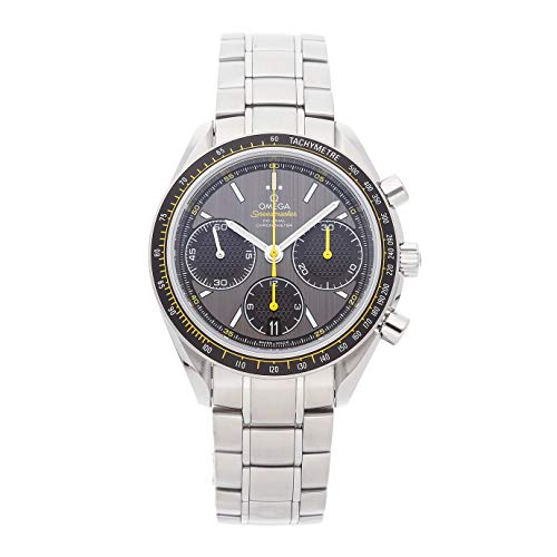Omega Speedmaster Mechanical (Automatic) Grey Dial Mens Watch 326.30.40.50.06.001 (Certified ()