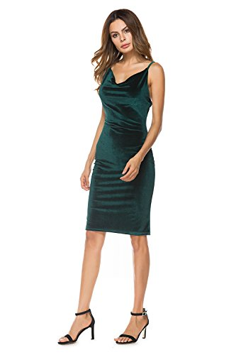 green new years dress - 1