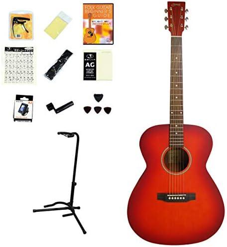 S.Yairi/YF-04/CS (Cherry Sunburst) 【アコースティックギター14点入門セット!】【Limited Series】 ヤイリ アコースティックギター フォークギター アコギ YF04 入門 初心者
