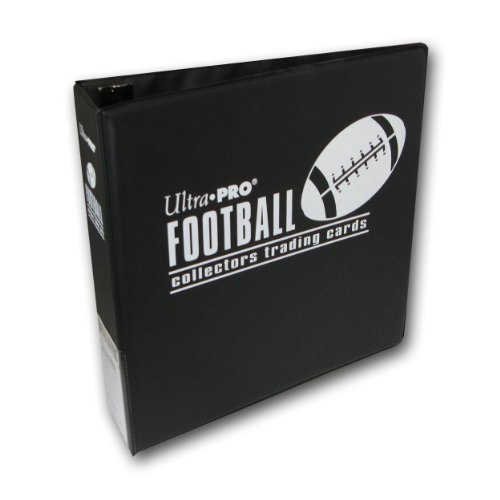 Ultra Pro Black Football Album