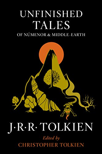 Unfinished Tales of Numenor and Middle-earth cover