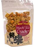 Mishima Mochi Rice Cracker- Thai Spicy- 3.57 Oz.-12 Pack