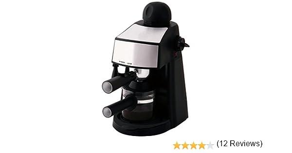 Cafetera expresso espresso expreso espreso 4 tazas 3,5 bares 800W ...