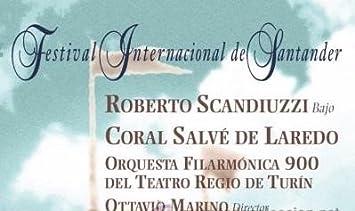 FESTIVAL INTERNACIONAL DE SANTANDER 2CDS