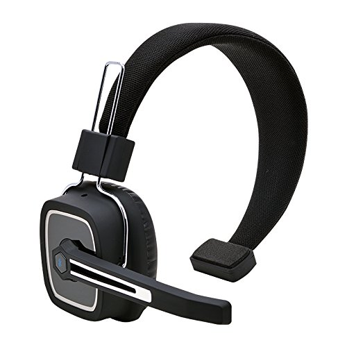 Truck Driver Bluetooth Headset/Office Headset, Wireless Over The Head Headset Wi 696232764430