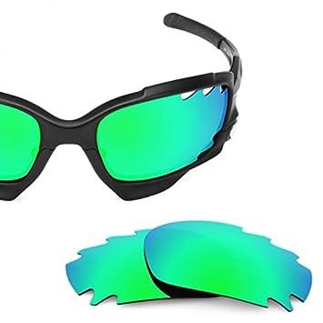 SURE Basic Lentes de Recambio Polarizadas Sapphire Green para Oakley Jawbone Vented