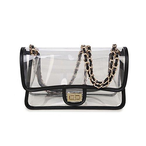 Lam Gallery Womens Clear Purse Handbags Nfl Stadium