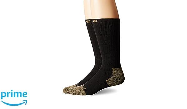 Carhartt .a555 - 2. Blk. S083 Work Boot calcetín, punta de acero, grande, negro: Amazon.es: Amazon.es