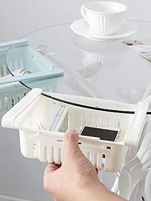 AZJ-AJR Refrigerador Caja De Almacenamiento Cajón Partición ...