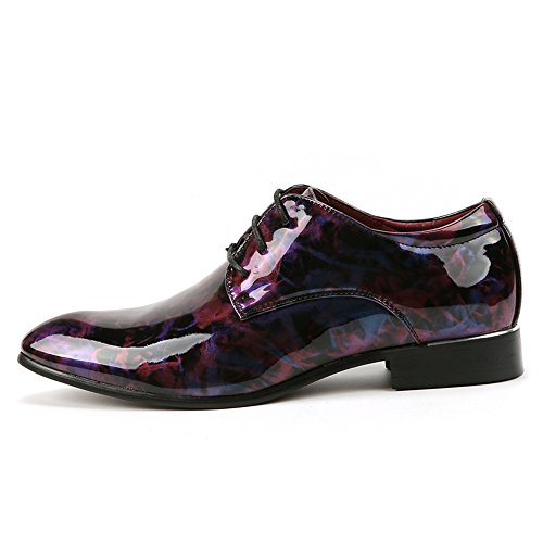 Purple stringate Scarpe Scarpe uomo SEVENZAI stringate Purple Scarpe SEVENZAI SEVENZAI uomo pxwpUWaq1Z