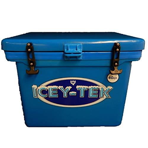 40 Quart Icey-Tek High Performance Cooler