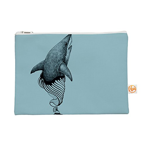 Kess eigene 12,5x 21,6cm Graham Curran Shark Record II Alles Tasche