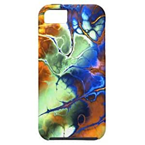 Customized Good Vibes Iphone 5, 5s Hard Plastic Personalized Protected Case-- Design By Orange Accessories