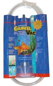 - Penn-Plax Gravel Vac Cleaner, 16 by Penn-Plax