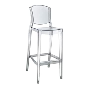 Chaise De Bar Transparente.Tabouret De Bar Transparent Nordic Creative Lounge Chair