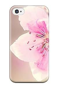Series Skin Case Cover For Iphone 4/4s(flower Macro Flower )