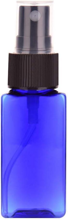 4 Piezas//Juego Botes con pulverizador Dedeka Botella de Spray 30 ml contenedores de Viaje atomizadores