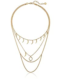 Vince Camuto Multi-Row Choker Necklace