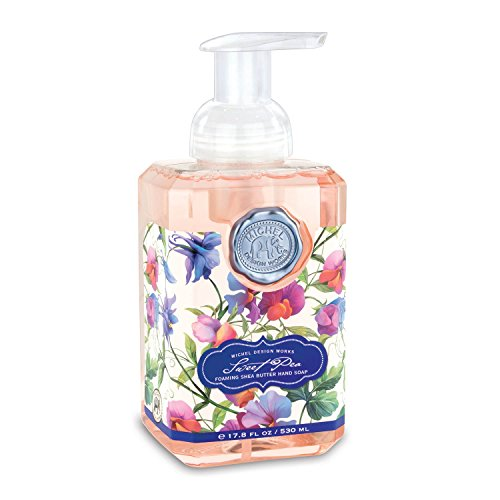 Michel Design Works Foaming Soap, Sweet Pea