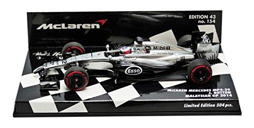 McLaren Mercedes MP4-29 No.22 Malaysian GP Formula 1 2014 (Jenson Button)