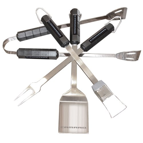 rd-enterprises-inc-dba-motorhead-products-mh-1096-bbq-grilling-4-piece-utensil-set-featuring-chevrol