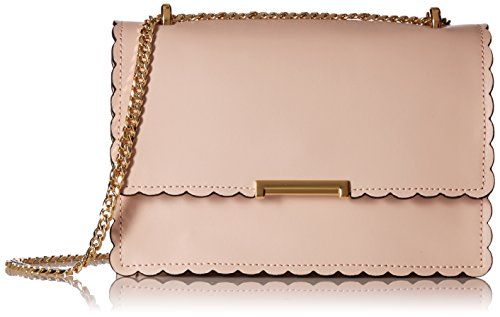 Ivanka Trump Mara Cocktail Bag Blush, Blush Mini Scallops by Ivanka Trump