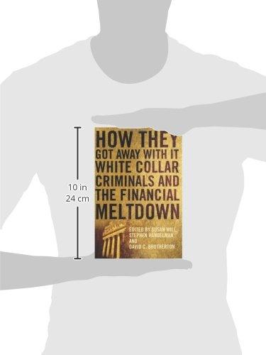 white collar crime essays