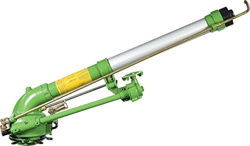 Sime MARINER 2.5'' Turbine Sprinkler W/Nozzles, Metal by Sime