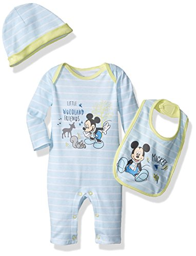 Galleon - Disney Baby Boys  Mickey Mouse Coverall 80eb17c7ace8