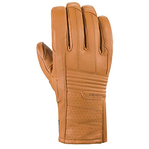 Dakine Men's Phantom Gore-Tex Gloves, Cognac, L