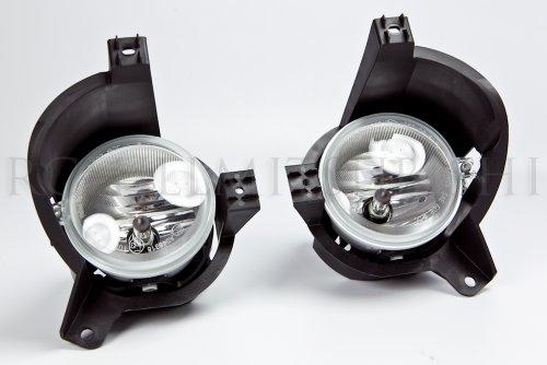 2007 2008 GENUINE MITSUBISHI GALANT OEM FOG DRIVING LIGHT KIT FOGLIGHT MZ313821 ()