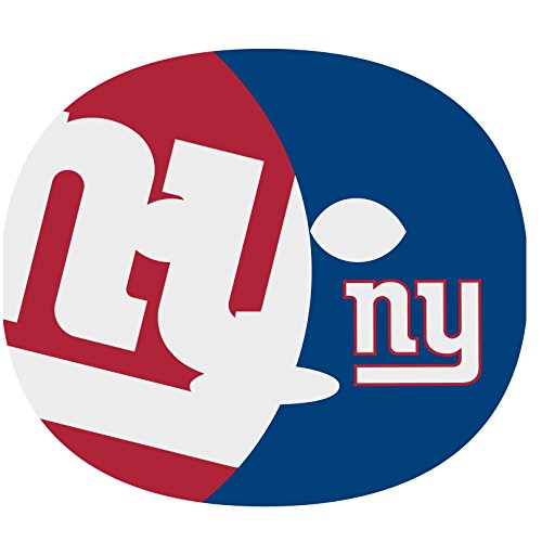 (NFL New York Giants Game Day Face Tattoo (4 Set), One)