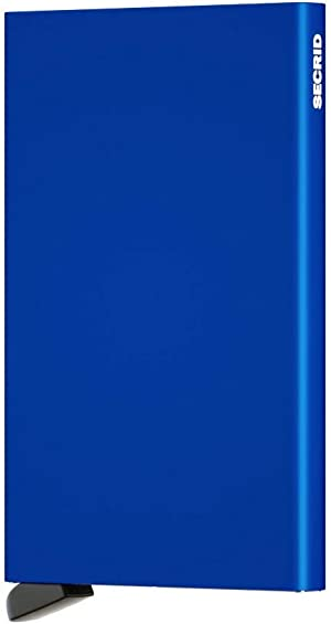 Secrid Men's Cardprotector Blue