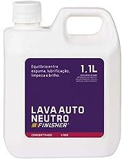 Lava Auto Neutro - FINISHER - Galão 1,1 Litro, Pequeno