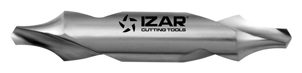 Izar 40130–Foret à métaux HSS din333r centrer 05, 00x 12, 50mm 00x 12 50mm