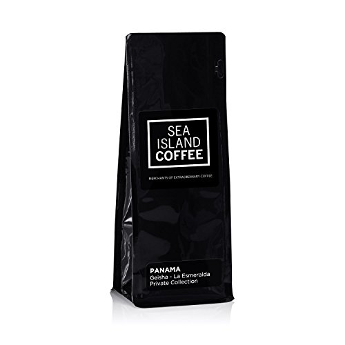 La Esmeralda Private Collection, Panama Geisha - Whole Bean Coffee (4.4 Oz Bag)
