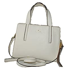 Kate Spade New York Grey Street Dominique Satchel Bag, Magnolia