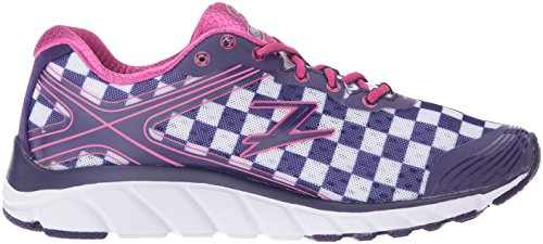 Zoot Zapatillas SOLANA 2, 26A0074.1.1.065 Multicolor (Check/deep Purple)