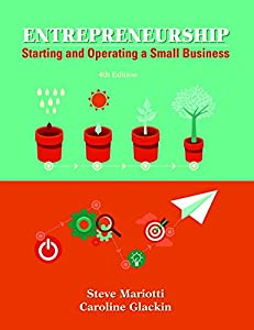 Entrepreneurship: Starting and Operating A Small Business (4th Edition) from Prentice Hall