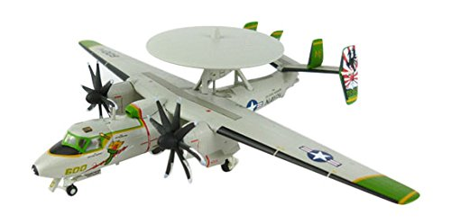 [해외]Gulliver 200 1200 E-2C 미국 해군 VAW-115 리버티 벨 완제품 / Gulliver 200 1200 E-2C US Navy VAW-115 Liberty Bells finished product
