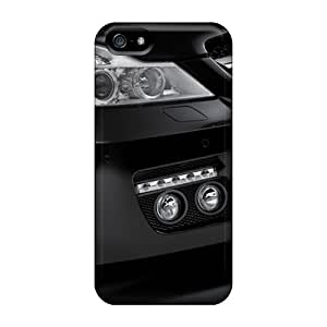 New ANn13370jjNg Brabus Sl Headlamps Skin Cases Covers Shatterproof Cases For Iphone 5/5s