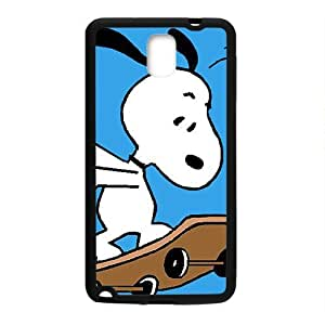Lovely snoopy Cell Phone Case for Samsung Galaxy Note3