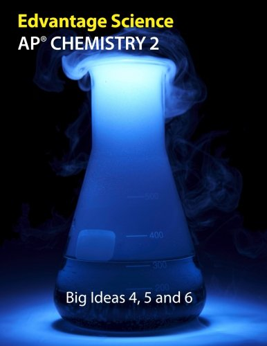 AP Chemistry 2: Big Ideas 4, 5 and 6
